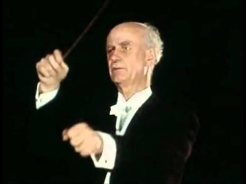 Wilhelm Furtwängler dirijând Don Giovanni - Salzburg, 1954
